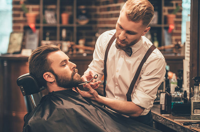 Defy Hair & Esthetics Beard Shaping Services