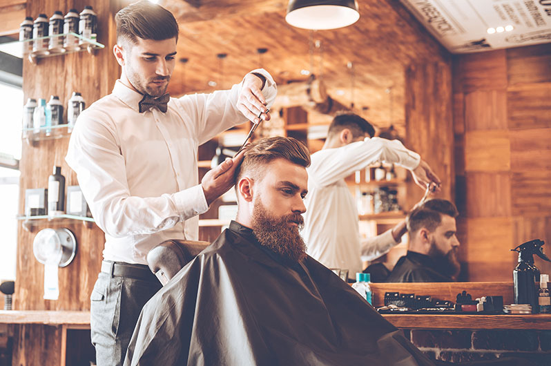 Defy Hair & Esthetics Mens Services