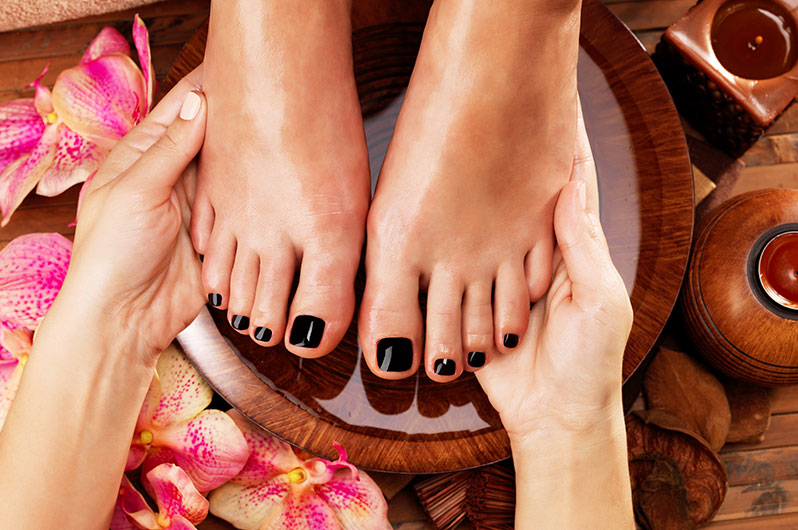Defy Hair & Esthetics Pedicures